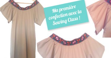 confection sewing class