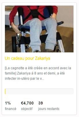 cadeau pour zakariya