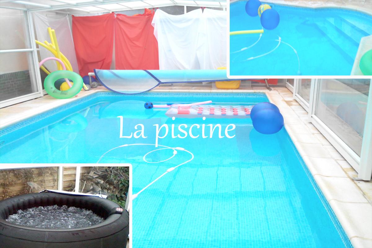 une jolie maison avec piscine priv e. Black Bedroom Furniture Sets. Home Design Ideas