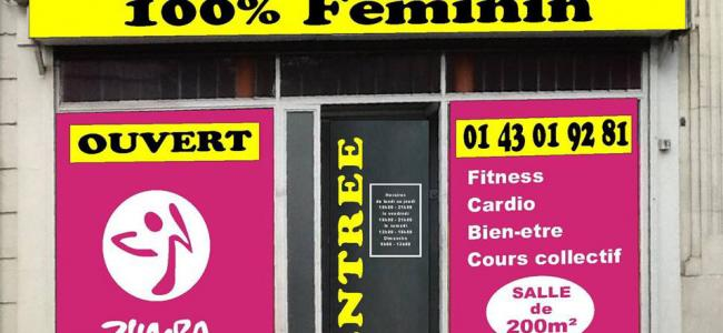 orty gym salle de sport pour femmes. Black Bedroom Furniture Sets. Home Design Ideas