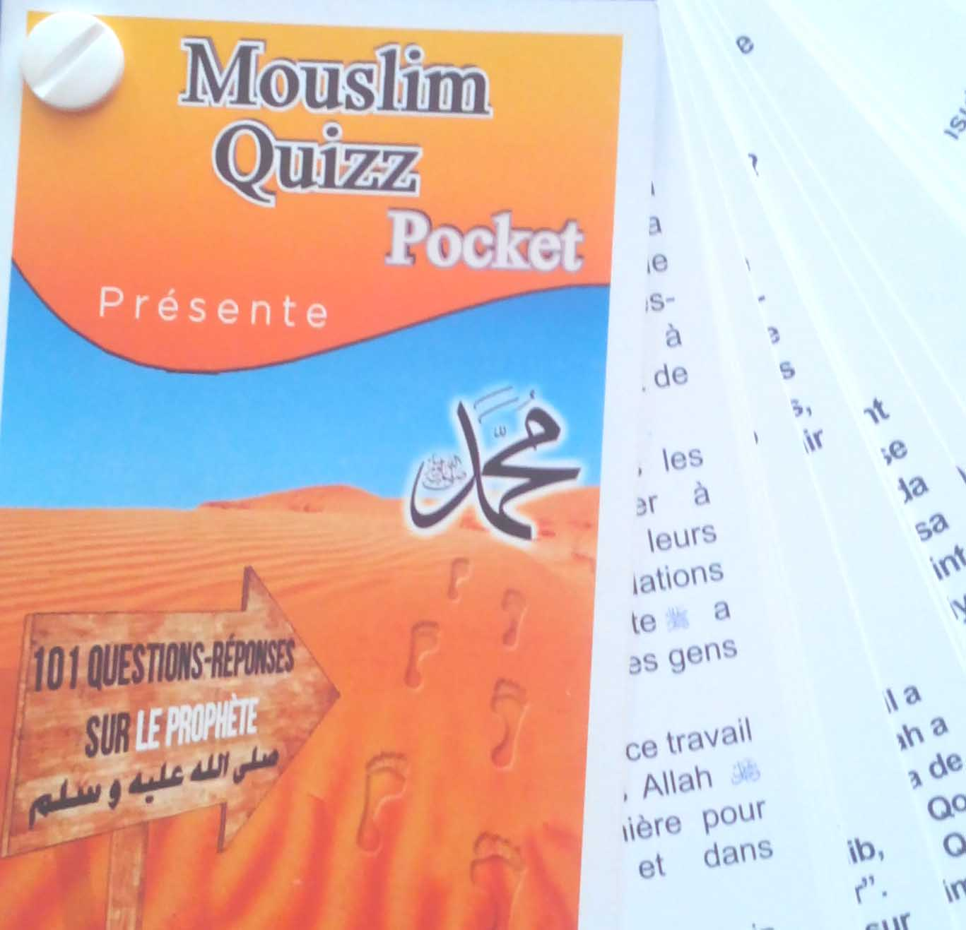 Mouslim Quizz : l'Islam en s'amusant