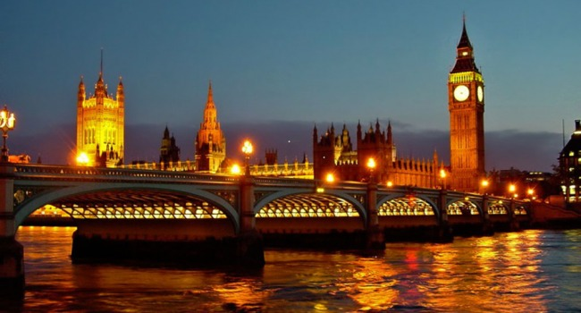 Ma vie à Londres