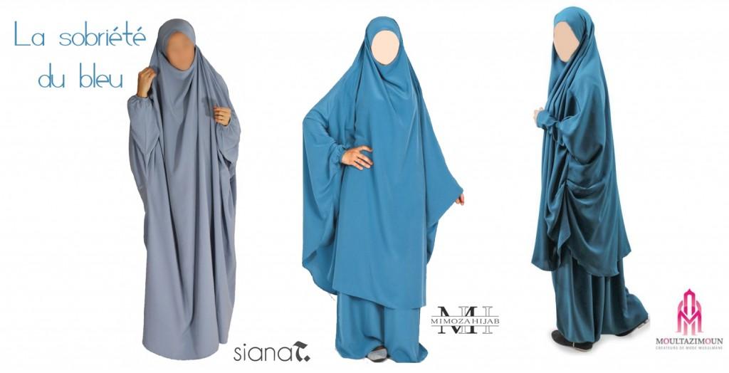 jilbab-bleu