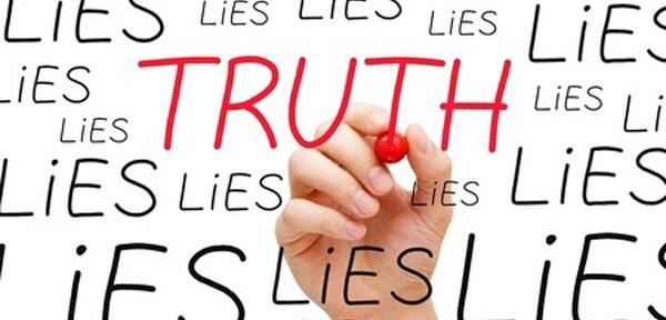 Dire la vérité ou se taire
