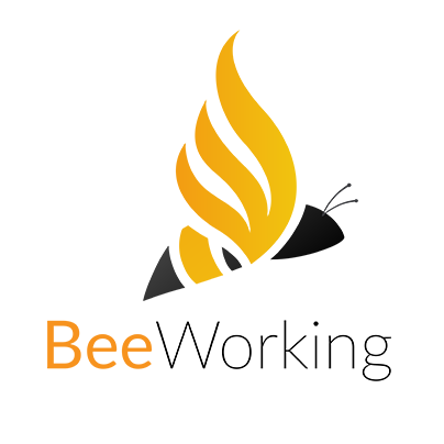 logo-bee-working