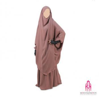 Jilbab 2 pièces : la tenue idéale quand il fait chaud