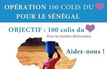 Défi solidaire : Opération 100 colis du cœur !