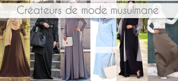A la découverte des créateurs de mode musulmane