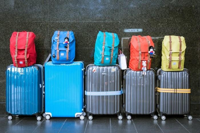 Mes bagages pour la Mecque
