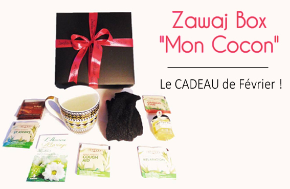 """A gagner ! La box """"Mon Cocon"""" tout en douceur"""