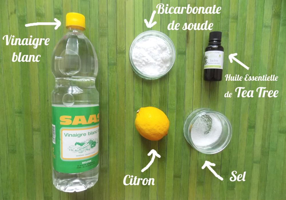 Faire son ménage avec 5 produits naturels et économes