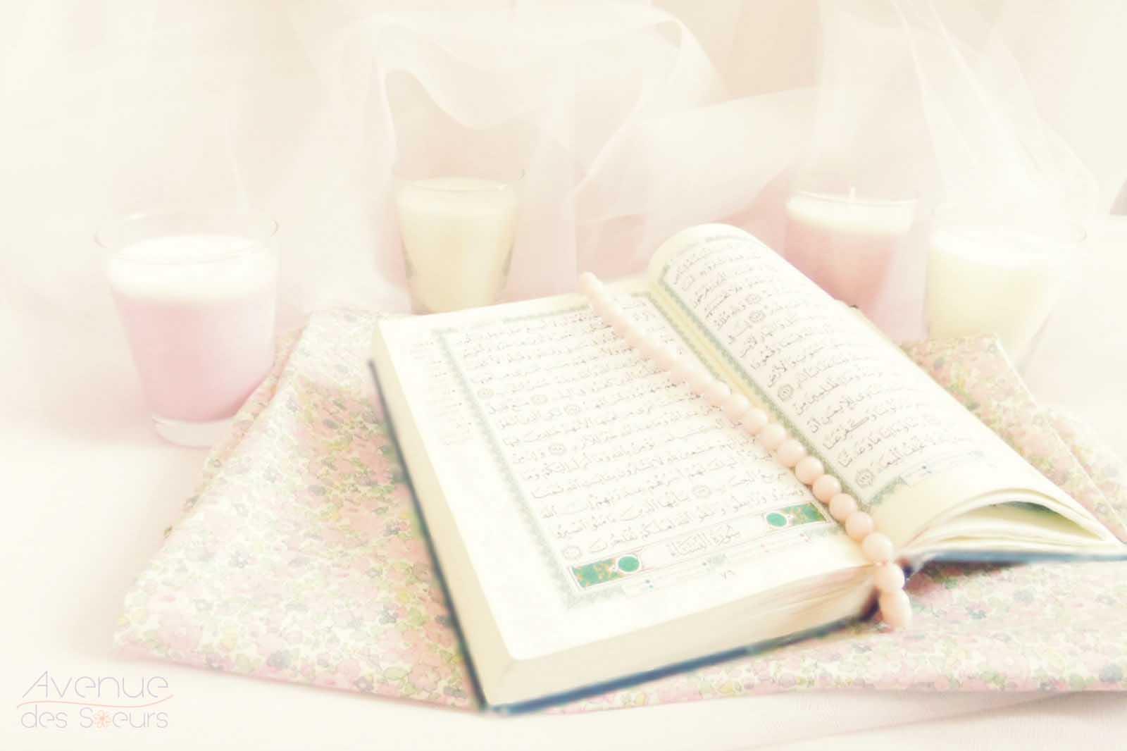 Apprendre le Coran et en faire le compagnon de notre vie