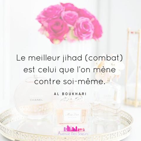 Le meilleur jihad