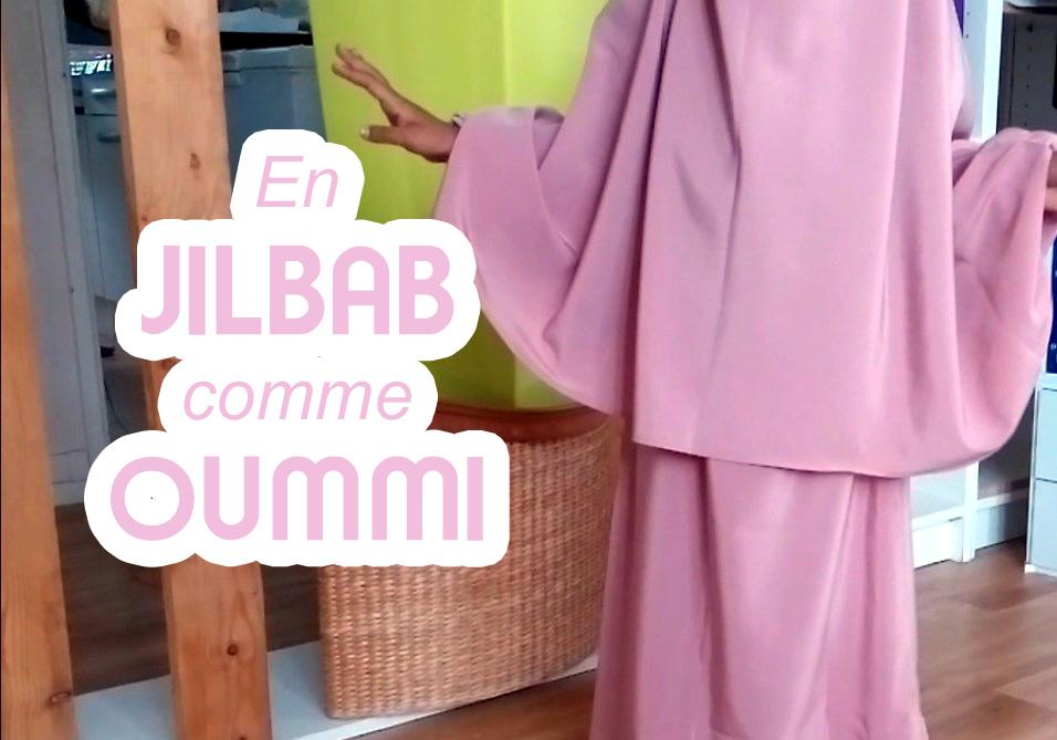 jilbab fillette