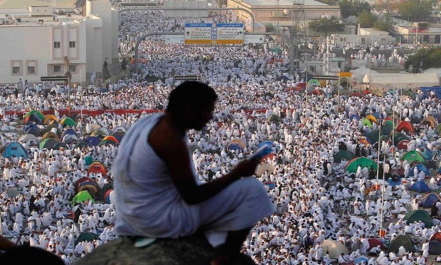 Une journée à Arafat, témoignage d'un jour grandiose