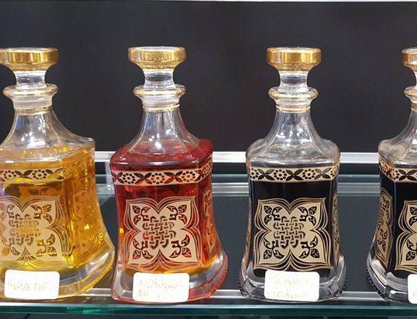 parfums orientaux dar al musc