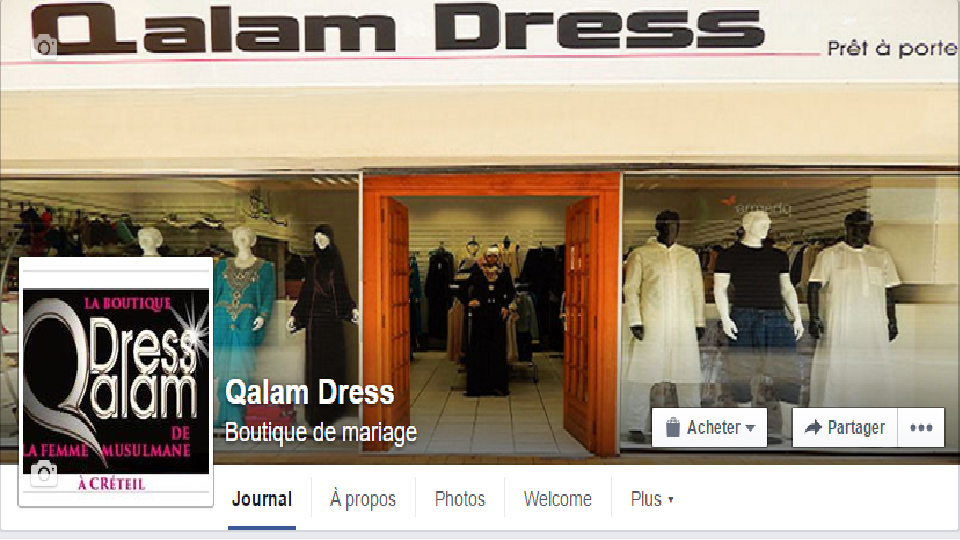 Qalam Dress