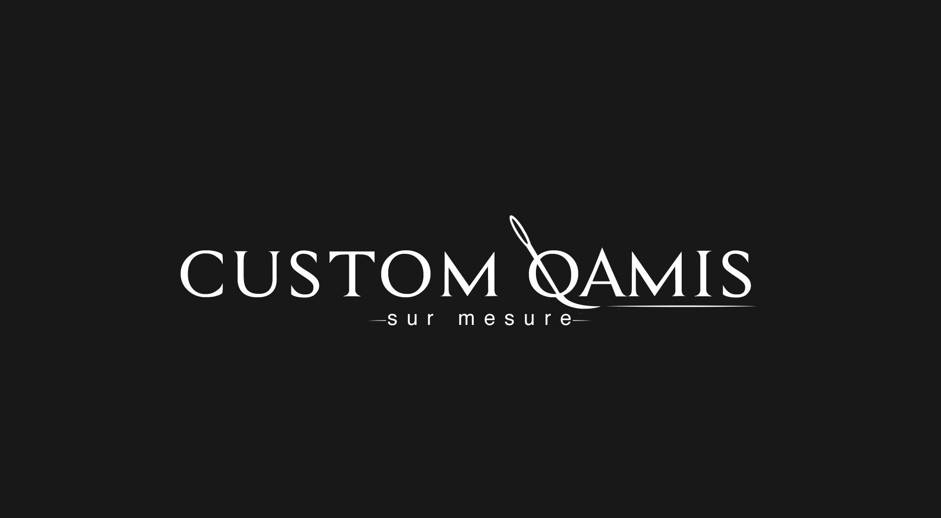 Custom Qamis, sur mesure