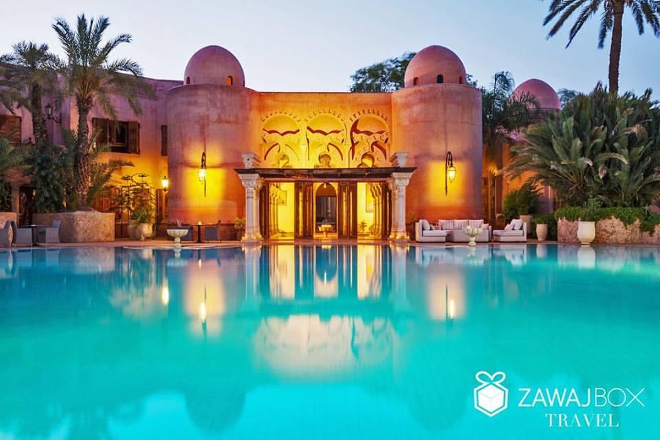marrakech in luxe