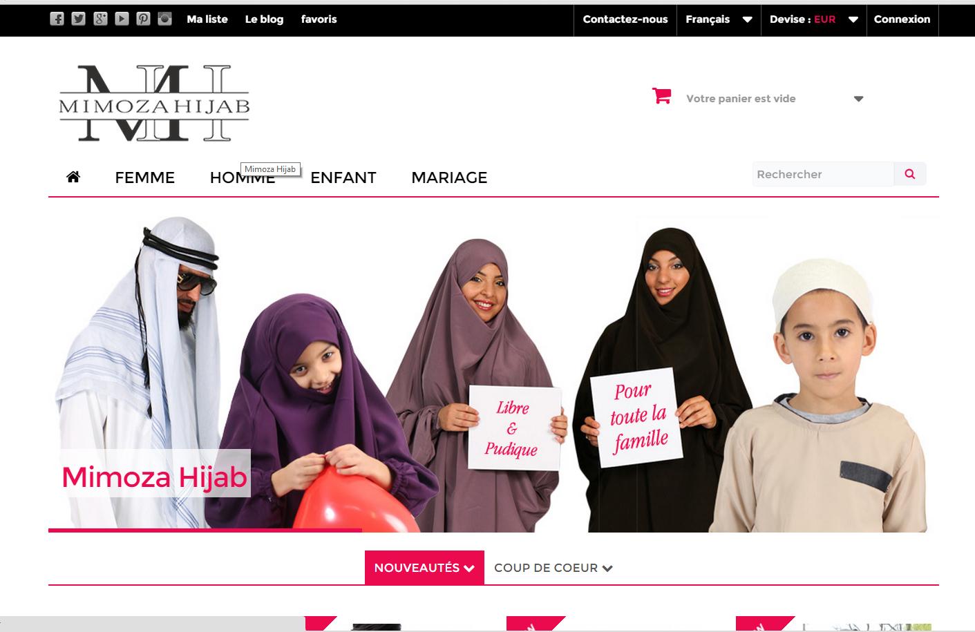 Mimoza Hijab