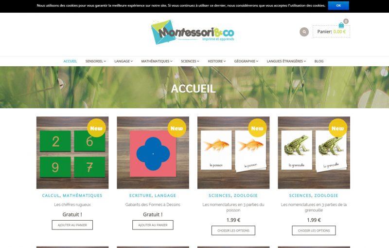 Montessori & Co