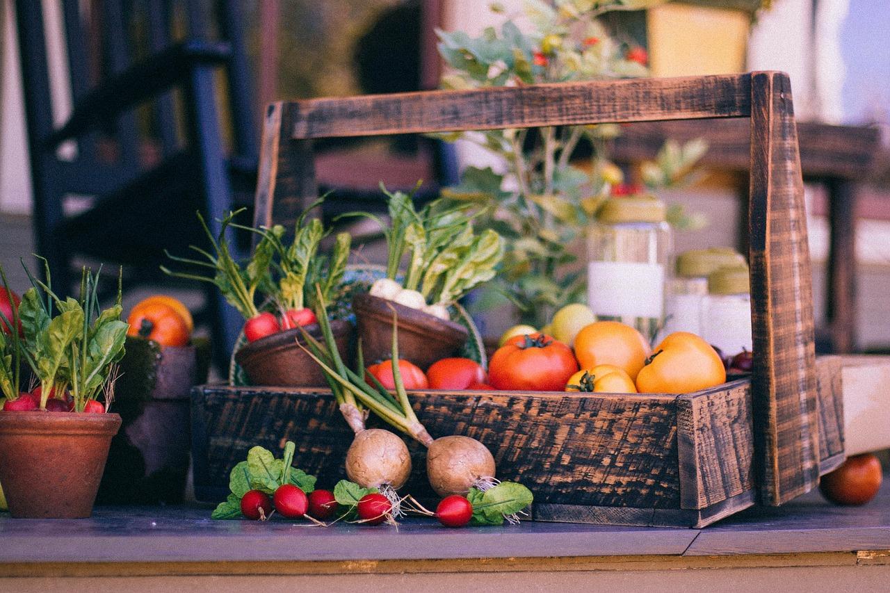 Fruits et légumes de saison : bons pour ma santé, mon budget et ma planète