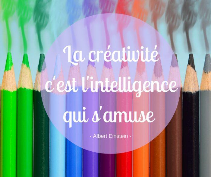 Booster sa créativité et laisser s'exprimer son imagination