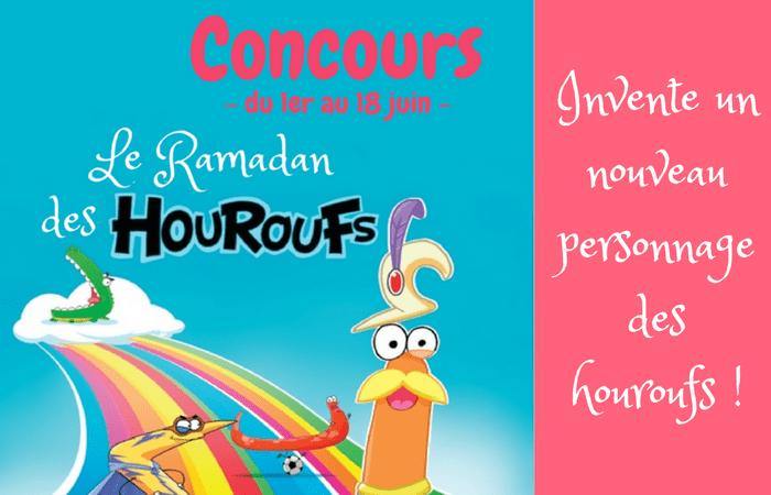 Concours spécial Kids ! Le Ramadan des Houroufs