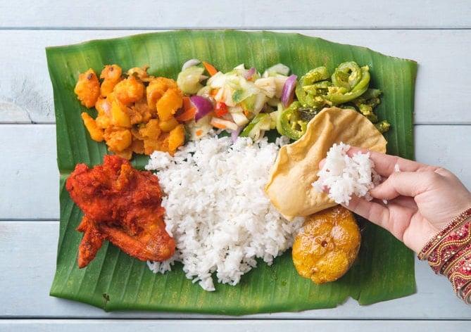 Les bienséances du repas en Islam