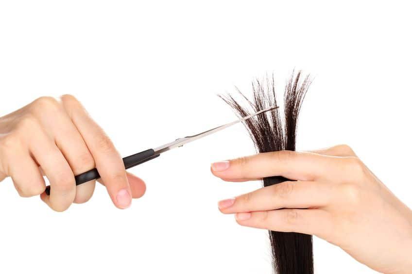 Il est grand temps de se couper les cheveux