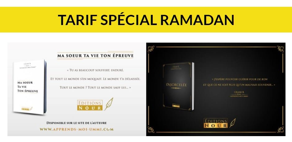 tarif spécial ramadan