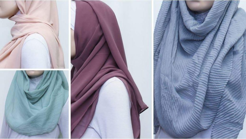 hijab pastel muzligne