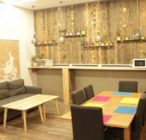 espace lounge restauration