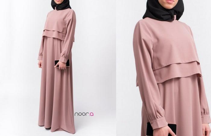 Amoureuses de robes longues et abayas ? Découvrez Noor.A !
