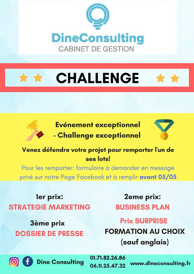 challenge dine consulting