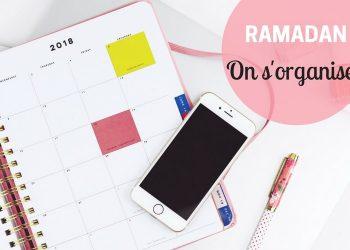 ramadan on s'organise
