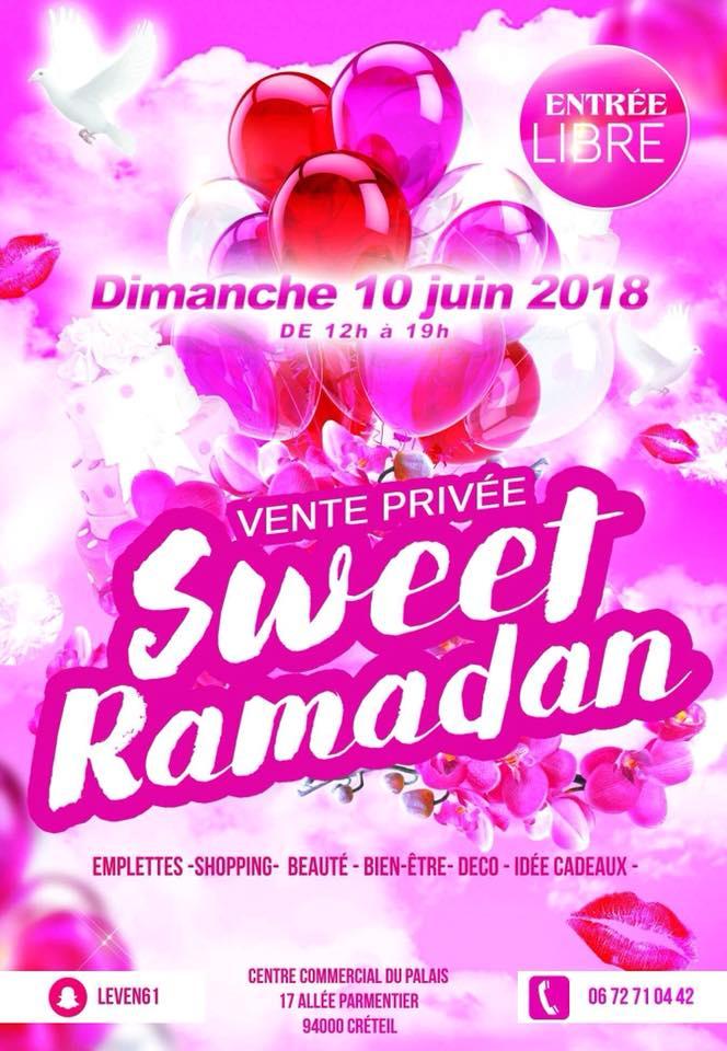 Vente privée Sweet Ramadan (94)