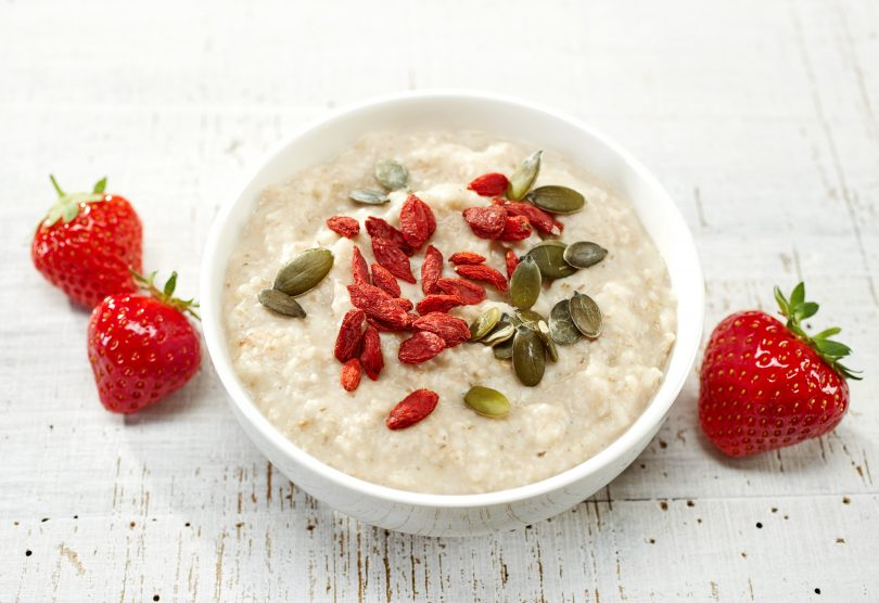 Talbina porridge healthy