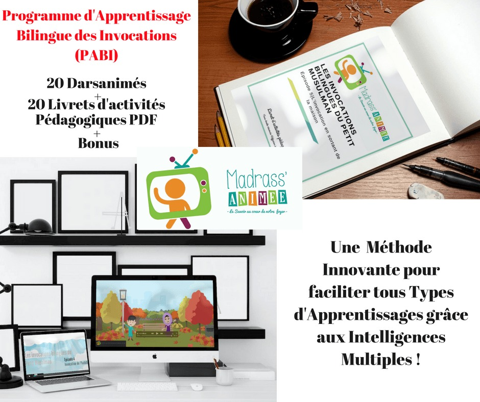 pabi- apprentissage des invocations