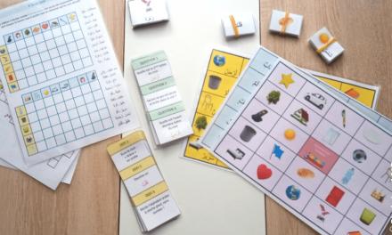 On s'amuse en famille avec la boîte de jeux en arabe à imprimer !