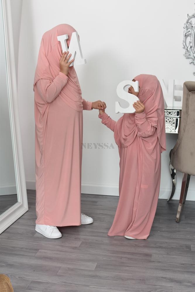 robe de prière pour fille